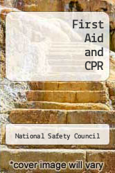 Cover of First Aid and CPR 4 (ISBN 978-0763713195)