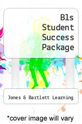 Cover of Bls Student Success Package 2 (ISBN 978-0763773540)