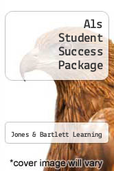 Cover of Als Student Success Package 2 (ISBN 978-0763773557)