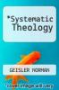 cover of Systematic Theology