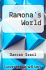cover of Ramona`s World