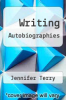cover of Writing Autobiographies