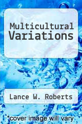 Cover of Multicultural Variations EDITIONDESC (ISBN 978-0773541023)