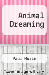 Cover of Animal Dreaming EDITIONDESC (ISBN 978-0773730625)