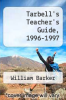 cover of Tarbell`s Teacher`s Guide, 1996-1997