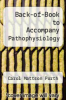 cover of Back-of-Book to Accompany Pathophysiology (7th edition)