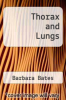 cover of Thorax and Lungs (4th edition)