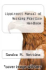 cover of Lippincott Manual of Nursing Practice Handbook (3rd edition)