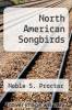 cover of North American Songbirds