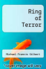 cover of Ring of Terror (1st edition)