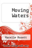 cover of Moving Waters