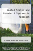 cover of United States and Canada : A Systematic Approach (2nd edition)