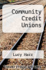 cover of Community Credit Unions