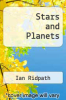 cover of Stars and Planets (1st edition)