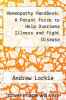 cover of Homeopathy Handbook: A Potent Force to Help Overcome Illness and Fight Disease