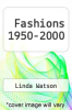 cover of Fashions 1950-2000