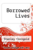 cover of Borrowed Lives
