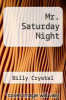 cover of Mr. Saturday Night