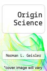 Cover of Origin Science EDITIONDESC (ISBN 978-0801038082)