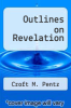 cover of Outlines on Revelation