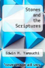 cover of Stones and the Scriptures