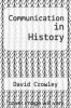 cover of Communication in History (1st edition)