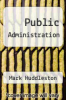 cover of Public Administration (3rd edition)