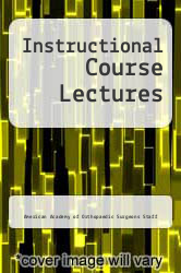 Cover of Instructional Course Lectures 28 (ISBN 978-0801600326)