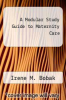 cover of A Modular Study Guide to Maternity Care