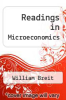 cover of Readings in Microeconomics (3rd edition)