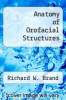 cover of Anatomy of Orofacial Structures (2nd edition)