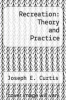 cover of Recreation: Theory and Practice