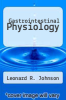 cover of Gastrointestinal Physiology (2nd edition)