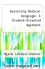 cover of Exploring Medical Language: A Student-Directed Approach