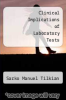 cover of Clinical Implications of Laboratory Tests