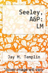 Cover of Seeley, A&P: LM 2 (ISBN 978-0801666537)