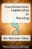cover of Transformational Leadership in Nursing