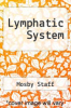 cover of Lymphatic System (1st edition)