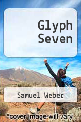 Cover of Glyph Seven EDITIONDESC (ISBN 978-0801823664)