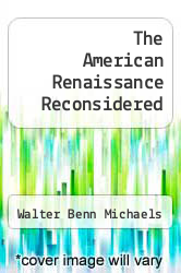 Cover of The American Renaissance Reconsidered EDITIONDESC (ISBN 978-0801825422)