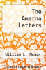 cover of The Amarna Letters (1st edition)
