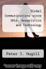 cover of Global Communications since 1844: Geopolitics and Technology