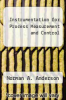 cover of Instrumentation for Process Measurement and Control (3rd edition)