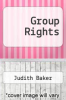 cover of Group Rights