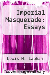 Cover of Imperial Masquerade: Essays EDITIONDESC (ISBN 978-0802132444)