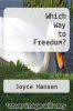 cover of Which Way to Freedom? (12th edition)