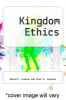 cover of Kingdom Ethics