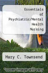 Cover of Essentials of Psychiatric/Mental Health Nursing 3 (ISBN 978-0803612662)