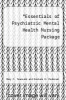cover of Essentials of Psychiatric Mental Health Nursing Package