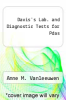 cover of Davis`s Lab. and Diagnostic Tests for Pdas